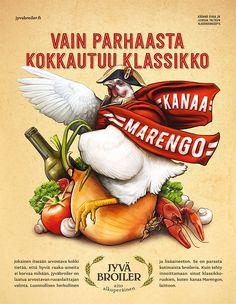Jyväbroiler / Atria Suomi
