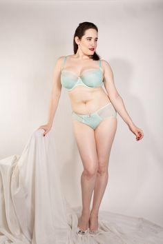 Sweet Nothings reviews Tutti Rouge Nichole in Minty Green. Photo: Studio Rezin
