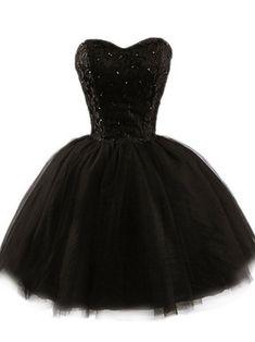 Short Black Dress,Black Homecoming Dress Under 100,Cheap Homecoming Dress,Homecoming Dresses,Short Black Prom Dress,Custom Homecoming Dresses
