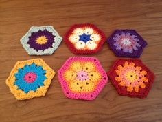 Hexagon Happiness - Tuesday 13th May 7-9pm | Little Woollie