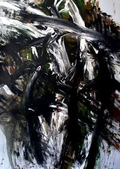 Saatchi Art Artist Oleg Frolov. Abstract Painting OF-A429. Year Created: 2007  Technique; Acrylic paint, paper  Height 83 cm  Width 61 cm