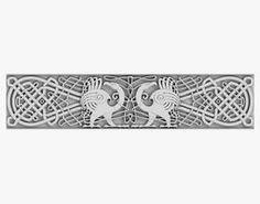 3D Celtic Ornament arch 3d Projects, Rosettes, Celtic, Architecture, Ireland, Ornament, Models, Accessories, Dibujo