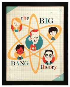 Big Bang Theory exhibit — Dave Perillo
