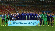 Netherlands won the third place at the FIFA World Cup Brasil 2014