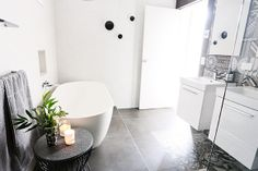 The Block Sky High: Room Reveal: Trixie + Johnno's ensuite