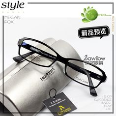 d287ab533f Ultra-light tungsten carbon glasses frame myopia glasses box frames male  Women big box eyeglasses
