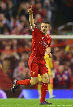 Jordan Rossiter - Someday I'll say proudly that I remember his first Liverpool First Team Goal