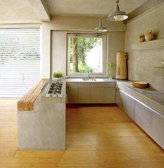 Kitchen Room Design, Home Room Design, Dream Home Design, Modern Kitchen Design, Home Decor Kitchen, Modern House Design, Kitchen Interior, Home Interior Design, Home Kitchens