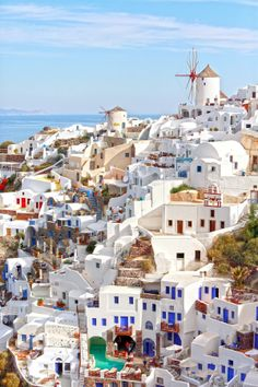 Oia, santorini (by lightedpixels photography) indisputably the world' Santorini Travel, Greece Travel, Oia Santorini, Places To Travel, Places To See, Travel Destinations, Beaches In The World, Places Around The World, Travel Pictures