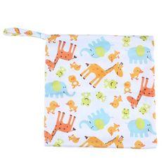 Cute Portable Reusable Washable Printed Babies Nappy Diaper Bag #women, #men, #hats, #watches, #belts