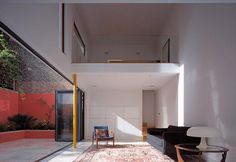 Gap House of Pitman Tozer Architects studio, London