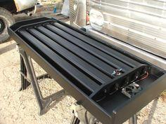 Solar Heat Exchanger design using aluminum cans stuffed in gutter downspouts. ..j