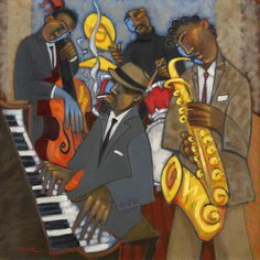 Theolonius Monk and His Sidemen.  Jazz Bands (Decorative Art) Posters at AllPosters.com