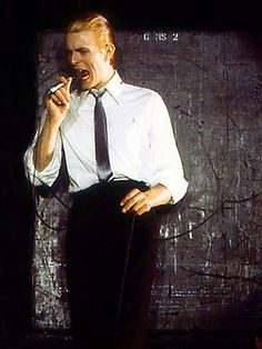 1976 Duke Live David Bowie Photos