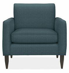 Murray Chair & Ottoman - Chairs - Living - Room & Board