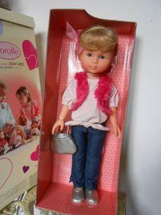 poupee  mannequin COROLLE NEUVE en boite LES CHERIES CAMILLE COLLECTION 2012