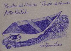 by Constança Lucas(Bazil) artepostalpelapaz.blogspot.com