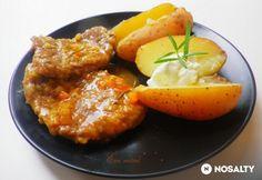 Bárány osso bucco | NOSALTY Chicken Wings, Food, Meal, Essen, Meals, Yemek, Eten, Buffalo Wings