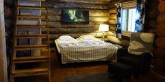 Nellim Wilderness Hotel KAAMAS Cabin  #FinnishLapland #Ivalo #Finland