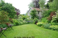 pelouse aux airelles