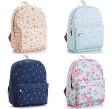 New Arrivals Hot Floral Print Canvas backpack College fashion casual school bag Tween Backpacks, Cute Backpacks For School, Stylish Backpacks, Cool Backpacks, Canvas Backpack, Backpack Bags, Fashion Backpack, Mochila Jansport, Cute School Supplies