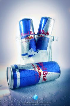 RedBull Energy Drink cool picture but I would use Xs Energy Drinks instead of Red Bull.