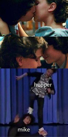 #mikewheeler #eleven #mileven #hopper #strangerthings