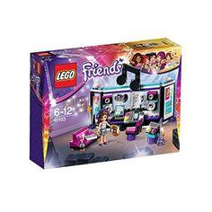 LEGO 41103 Friends Pop Star Recording Studio: Amazon.co.uk: Toys & Games