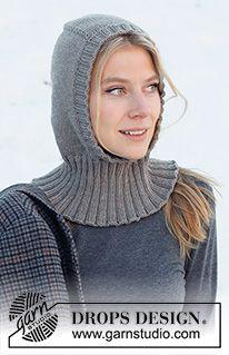 Warm Snuggles / DROPS 214-71 - Gratis strikkeoppskrifter fra DROPS Design Drops Design, Knitting Patterns Free, Free Knitting, Crochet Patterns, Magazine Drops, Crochet Diagram, Work Tops, Stockinette, Chain Stitch