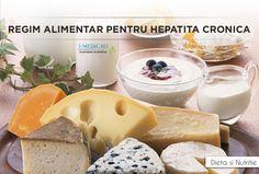Daca suferiti de hepatita cronica, trebuie sa stiti ca nu este o singura dieta pe care cineva sa o recomande, asta deoarece nu este o diferenta prea mare intre o dieta sanatoasa pentru cineva cu hepatia cronica si o dieta sanatoasa pentru o persoana care nu sufera de hepatita.  http://www.i-medic.ro/diete/regim-alimentar-hepatita-cronica