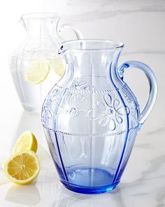 "H62JF Juliska ""Colette"" Pitcher"