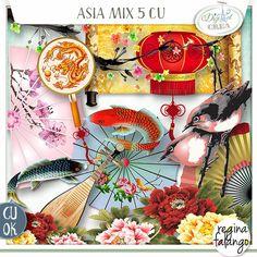 ASIA MIX CU 5