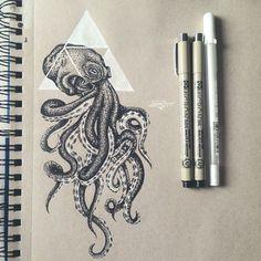 Una artísta mexicana autodidacta de 17 años crea bellísimas ilustraciones