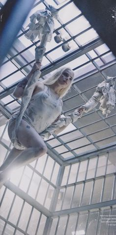 harley quinn prison suicid squad movie