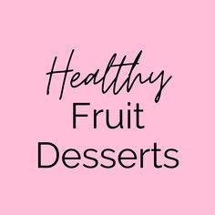 Board Cover Healthy Fruit Desserts, Summer Dessert Recipes, Small Desserts, Clean Eating Desserts, Healthy Fruits, Mini Desserts, Blueberry Galette, Vegan Truffles, Galette Recipe
