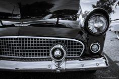 https://flic.kr/p/EARBjL | 1956 Ford Thunderbird | Tropical Park Car Show 2014