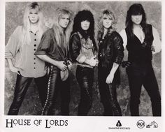 House of Lords Rock Band