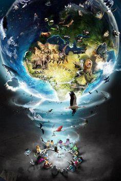 ACTIVISMO SAGRADO Rueda de Oración Animal, te apuntas?  ruedadeoracionanimal@hijasdelatierra.com