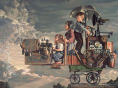 *Invitation To Flight...Bob Byerley