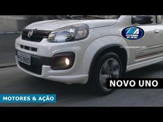 Teaser Novo Fiat Uno 2017 - YouTube