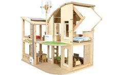 Eco dolls house from Plan toys