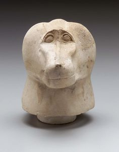 Image result for baboon canopic jar