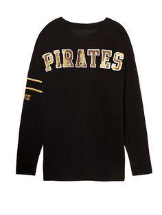 ea089140c PINK - Victoria s Secret. Pittsburgh PiratesSportswearGraphic Sweatshirt