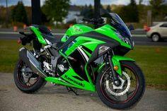 Kawasaki ninja 300 Ducati, Yamaha, Kawasaki Ninja 300, Sportbikes, Cool Bikes, Cars And Motorcycles, Honda, Bmw, Vehicles