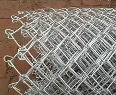galvanized chain link fence (manufacturer ISO9001:2008 )