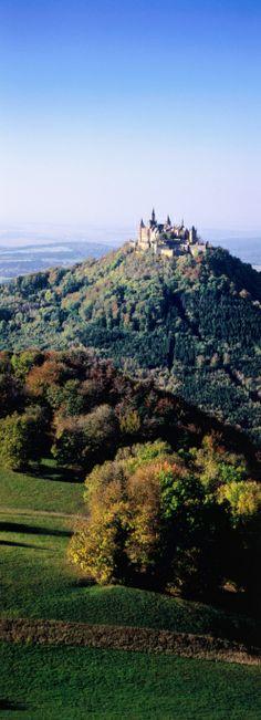 Burg Hohenzollern, Baden-Württemberg - Germany