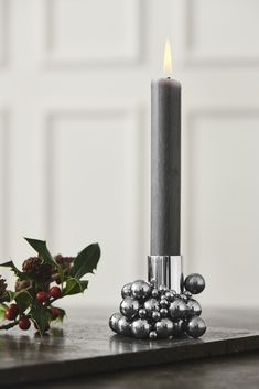 Candle Holders, Chrome, Objects, Shapes, Candles, Traditional, Design, Porta Velas