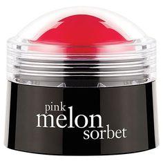 PHILOSOPHY Pink Melon Sorbet Lip Balm found on Polyvore