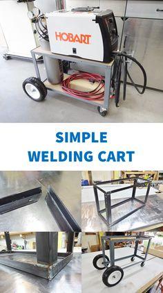 Great beginner welding project.