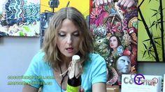 Mercedes Kay Gold Talks Coconut Benefits